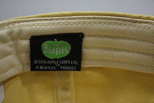 The Beatles Classic Baseball Cap Drop T Logo Sgt Pepper Drum Abbey Road