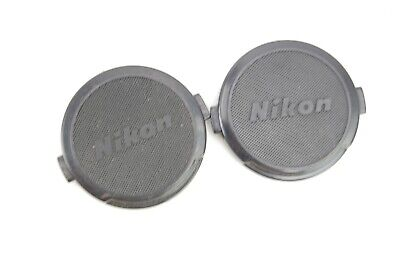 Japan– Snap-on Fit ONE Genuine Nikon  52mm Camera Lens Front Cap
