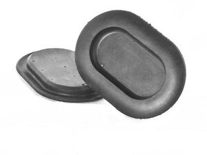Details about Swap Steel Floor Drain Plug with Rubber Plug Jeep Wrangler TJ  1999 through 2006