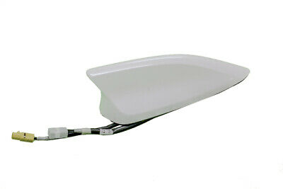 2014 Mazda 3 Shark-fin Integrated Radio Antenna Snowflake ...2014 Mazda 3 White