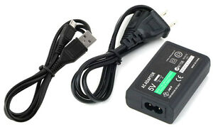 Wall Charger Ac Adapter Power Supply Cord Usb Cable For