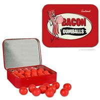 Bacon Gumballs 22 Piece Bubble Chewing Gum