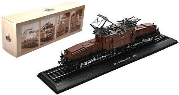 EC 6 8 II No 14253 Switzerland 1919, Locomotive Static Model 1 87, Atlas