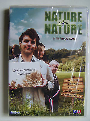 NATURE CONTRE NATURE - LUCAS BELVAUX - DVD NEUF ET EMBALLE -