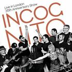Live in London: 35th Anniversary Show by Incognito (CD, Aug-2015, 2 Discs, Ear Music)