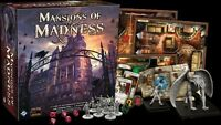 Mansions Of Madness (second Edition) Board Game (new)