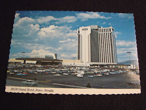 Old Postcards. MGM Grand Hotel. Reno, Nevada PB16   eBay
