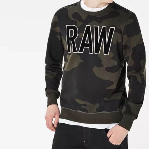 NEW /& TAGS G-STAR RAW MEN/'S Sicha Sweater