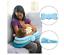 Baby-Breastfeeding-Layered-Pillow-Maternity-Nursing-Feeding-Body-Support-Cushion miniature 8