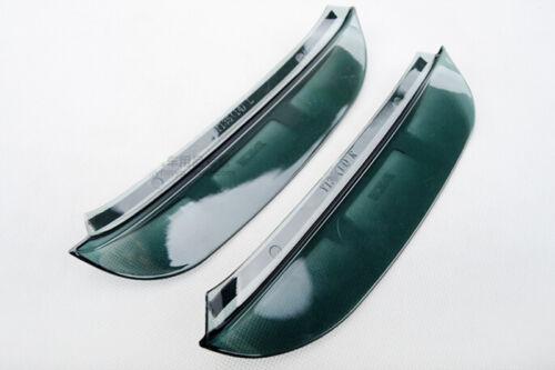 New Car Rearview Mirror Rainproof Cover Trim For Toyota Prado FJ150 2010-2013