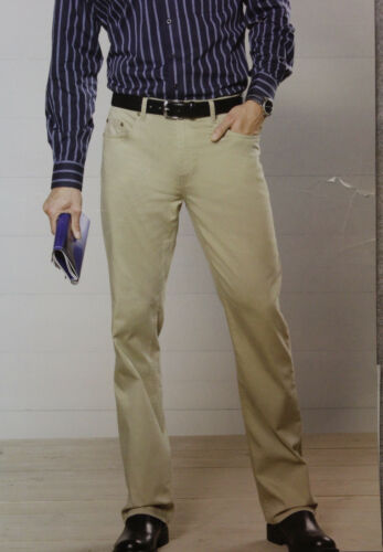 48 52 Hose Jeans Outdoor Cargohose Freiziethose beige Gr