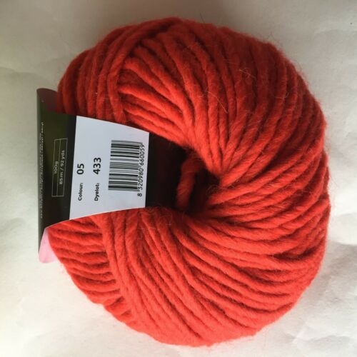 75/% Wool /& 25/% Acrylic Conway /& Bliss Odin 100g