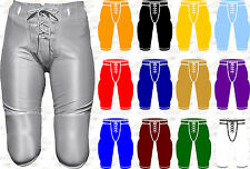 73f311cd90a9 Alleson Athletic Dazzle Game Adult Men s Football Pants W O Pads 640SL