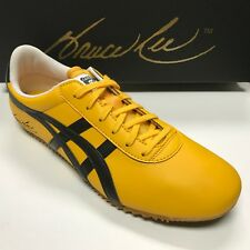 premium selection 17d9e 59a9c Onitsuka Tiger Bruce Lee Eighty Five Mens Yellow Leather ...