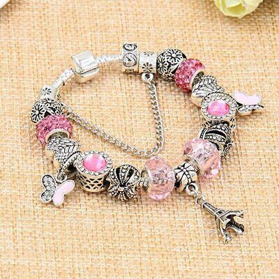 pandora charm bracelet paris