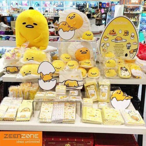 Kawaii Japanese Note Pads Stationery Lucky Bag Gudetama Surprise Box 5 Items