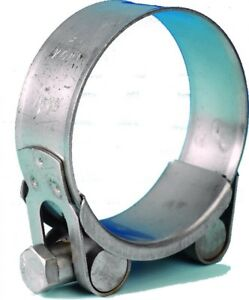 """B12-00014 - Jubilee® Stainless Steel Supe Clamp - Size (mm) 113 """" 121"""