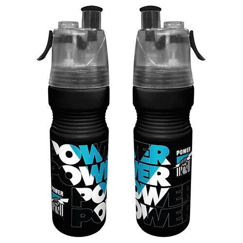 Adelaide Port Power AFL Drink Bottle /& Water Mister Misting Work Sport School