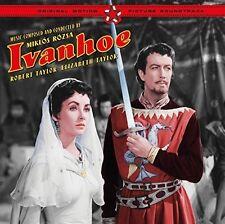 Miklos Rozsa - Ivanhoe (Original Soundtrack) [New CD] Spain - Import