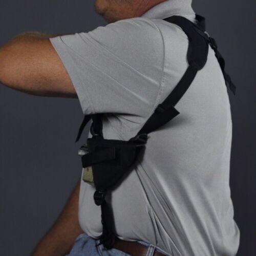 """Gun Holster Shoulder TAURUS MILLENNIUM PRO COMPACT 745 3.25/"""" BARREL 45 ACP S0"""