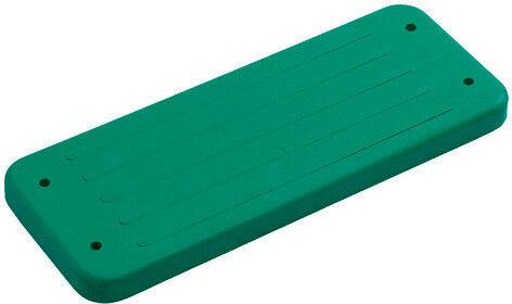 Schaukelsitz mit mit mit Kette DIN EN 1176 Grün Kinderschaukel Brettschaukel EPDM Gummi 91e594