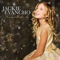 Jackie Evancho - Dream With Me [new Cd] on Sale