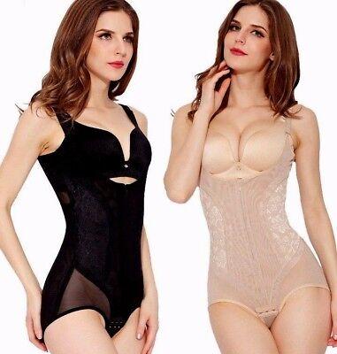 Donna Plus Size Tirarmi Nella Stiva In Fermo Controllo Body Intimo Per Le Donne Uk-mostra Il Titolo Originale Sconto Online