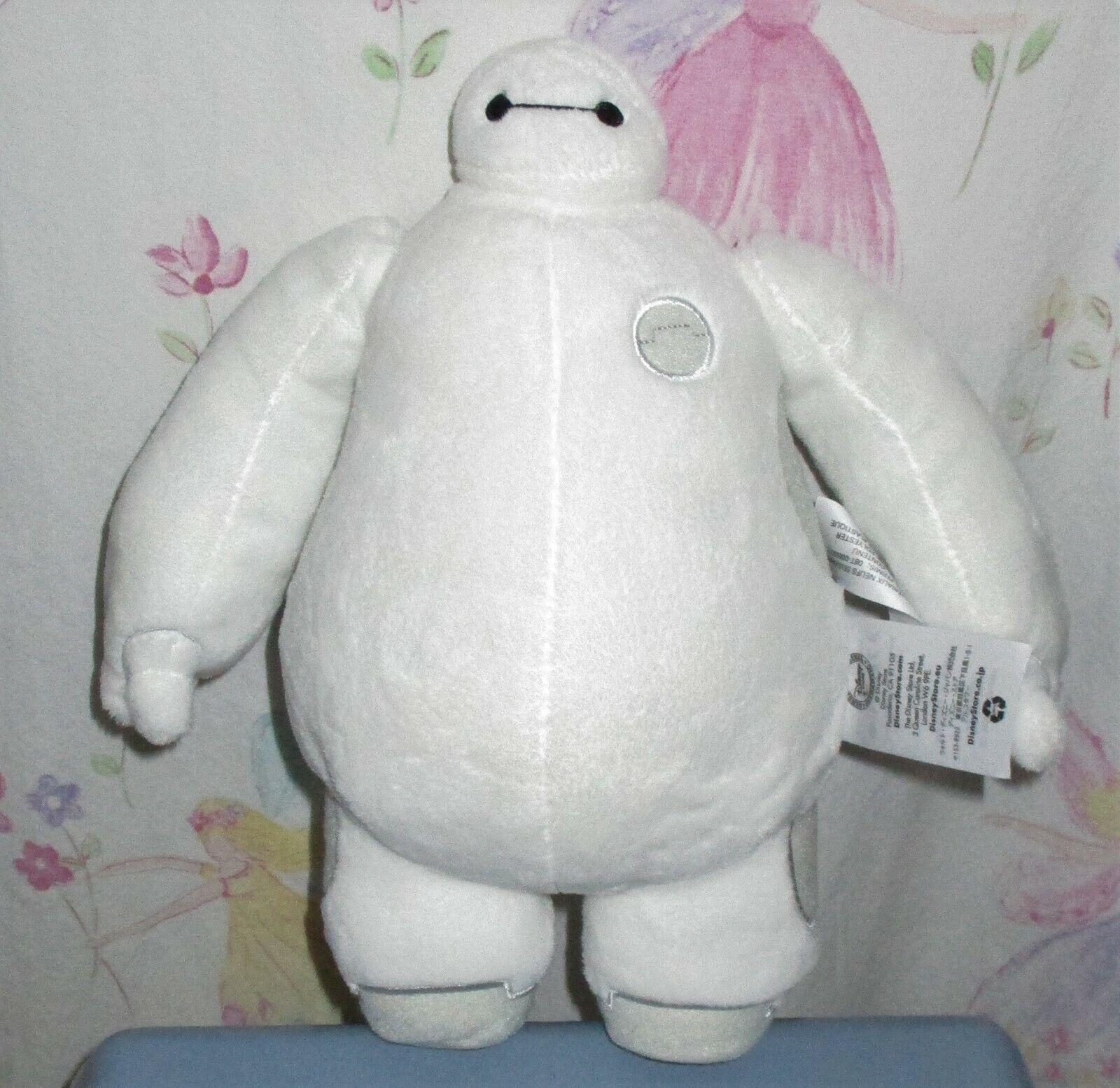 """Disney Store USA White Nurse Baymax Tsum Tsum 3.5/"""" NWT Big Hero 6 Six Authentic"""