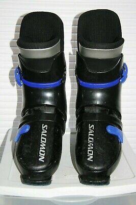 Salomon SX 92 Equipe R Rear Entry Ski Boots 350 55 Salomon