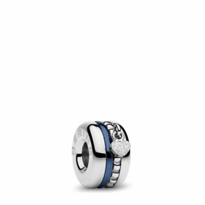 Bering charm beads bemy remolque con corazón de collar o pulsera de Bering