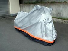 Vollgarage Motorrad  Bike Cover garage Ganzgarage Abdeckung Winter Universal