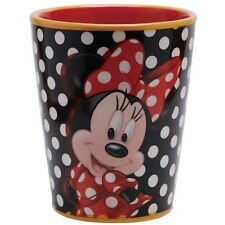 Walt Disney Classic Minnie Mouse Figure Dots 8 ounce Ceramic Tumbler, NEW UNUSED