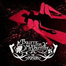 BULLET FOR MY VALENTINE The poison CD (2005 Gun) neu!
