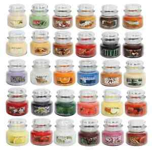 Village-Candle-Double-Wick-Small-11oz-Candle-Jars-Various-Fragrances