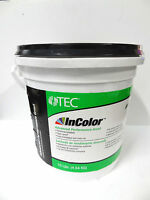 Tec Incolor Advanced Performance Grout Ready To Use Bright White 910 10 Lbs