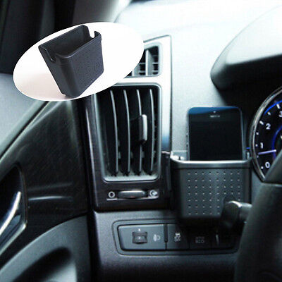 Car Auto Multifunction Storage Mobile GPS Phone Charge Bag Holder Ticket Pocket