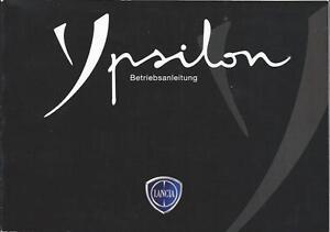 LANCIA-YPSILON-Betriebsanleitung-2009-Bedienungsanleitung-843-Handbuch-BA