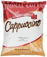 General Foods International Coffees French Vanilla Cappuccino Mix, 32-ounce Pack