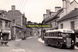 rp12926-Bus-to-Newton-Abbot-Bovey-Tracey-Devon-photograph-6x4