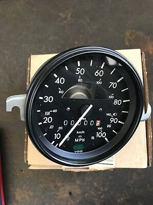 SPEEDOMETER CABLE 1958-1965 VW Type 1 Beetle Bug NEW  111 957 801J 1235mm