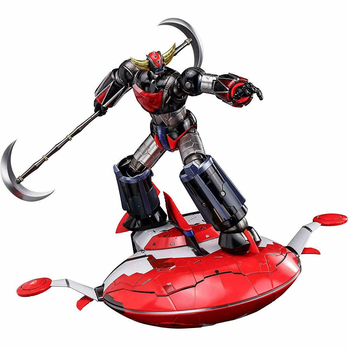 RIOBOT GRENDIZER & spearer non Scala Die Cast dipinto in PVC azione Kit Giappone