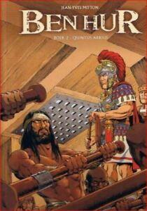 Ben-Hur-2-Quintus-Arrius-Mitton-Hardcover
