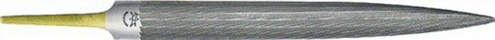 Angelfeile Corinox VA halbrund Hieb SH 0 PFERD Hieb-L.200mm Q.21x6mm