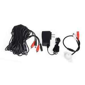 Tonton-Weatherproof-Preamp-Microphone-Audio-Pickup-Device-Sound-Voice-Pickup-Kit