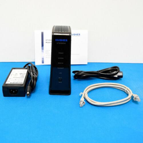 Hughes HT2000W Jupiter System Dual Band Satellite Modem Router 2.4GHz /& 5GHz NEW