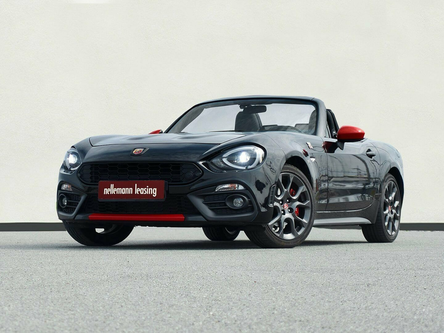 Abarth 124 Spider 1,4 M-Air 170 aut. 2d
