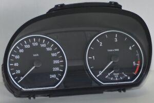 Compte-Tours-Bmw-1ER-E81-E87-LCI-Diesel-6-Rayon-Instrument-Compteur-9242332-Orig