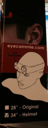 "Eye Cammie Original 34/"" iPhone5 i-Phone 5s iPhone4 iPhone4s Helmet Cam Holder"