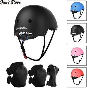JIM-039-S-STORE-Casque-Protection-Enfant-Velo-Kit-de-Protection-Roller-Enfant-Casque