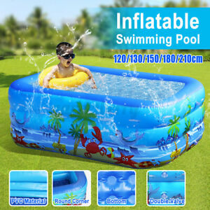 Inflatable-Family-Swimming-Pool-Outdoor-Backyard-Pool-Inflated-For-Kids-Adults